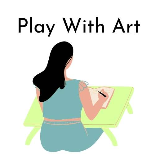 Play with Art Button